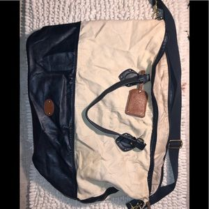 LARGE H&M Carry On Overnight Bag